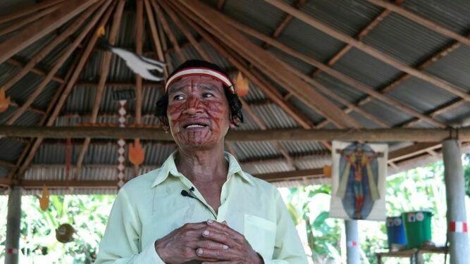 Shainkiam Yampik Wananch, diácono indígena casado