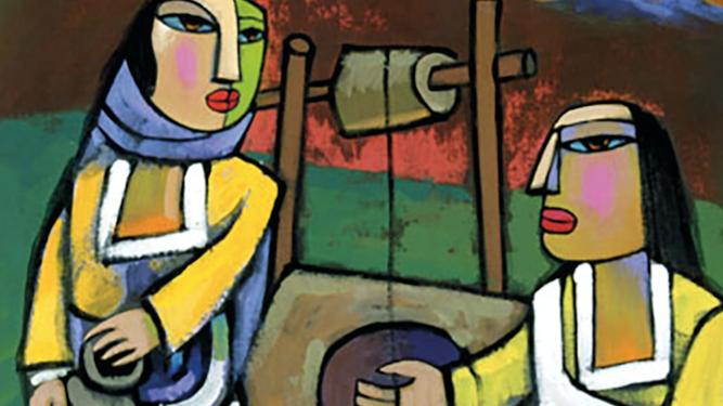 Mujer y Teología