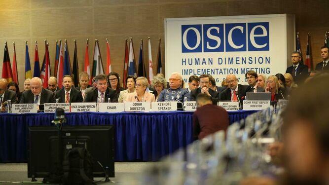 Foro en la OSCE