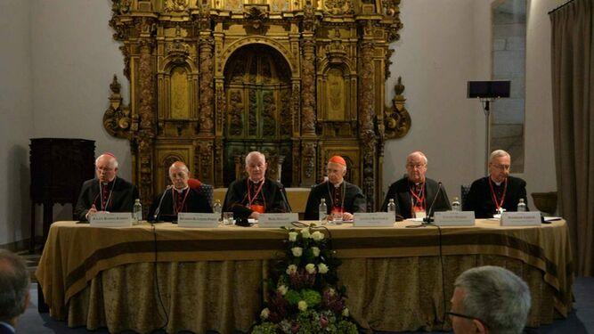 Los obispos europeos, en Compostela