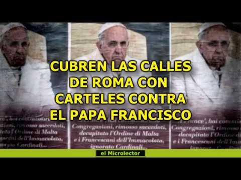 Contra el papa Francisco