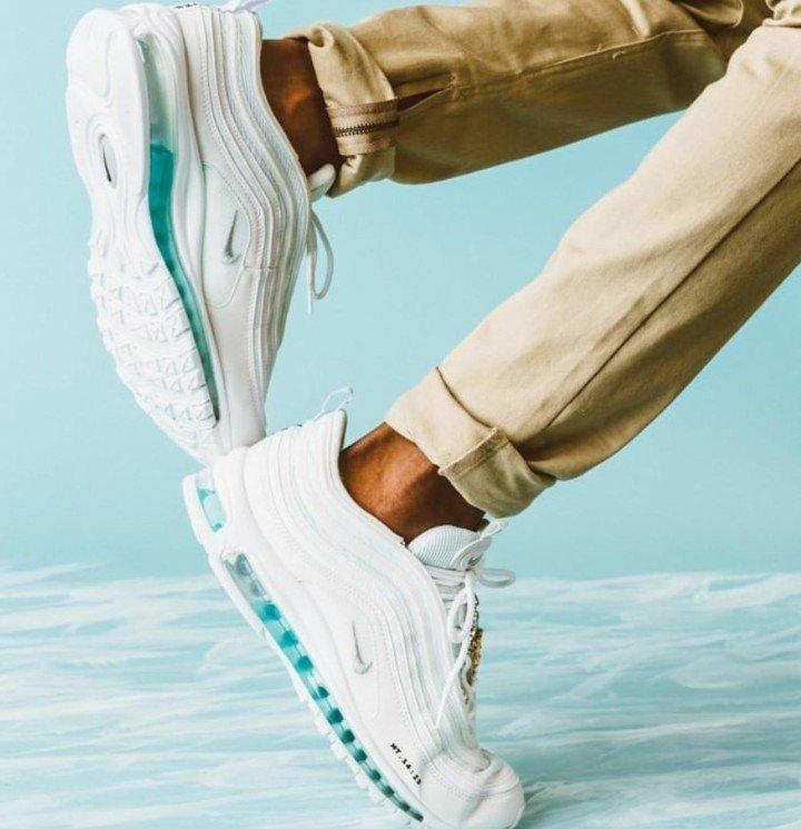 Detalle de las zapatillas