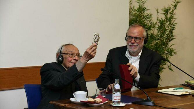 Gustavo Gutiérrez y Andrea Riccardi