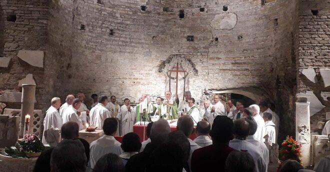 Resultado de imagen de sínodo amazonia, pacto por la Casa Común