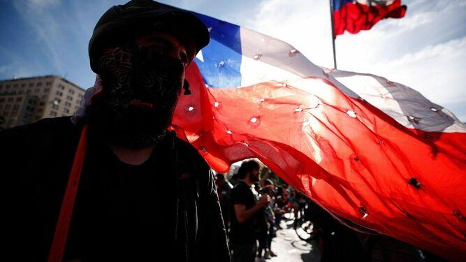 Chile:  tres semanas de una profunda crisis política y cívica inédita en las últimas cuatro décadas