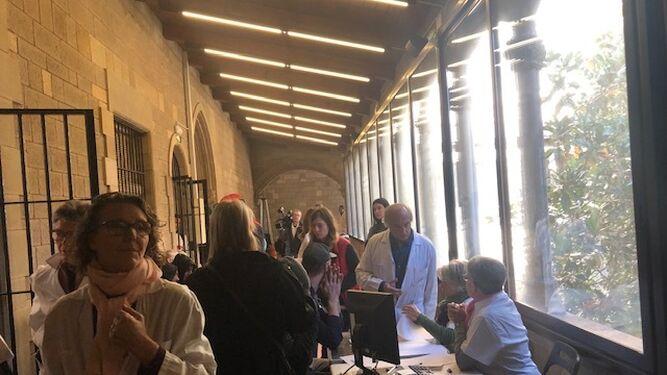 Santa Anna: la parroquia-hospital para los más pobres en el centro de Barcelona