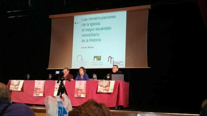 Asamblea de Recuperando en Sevilla