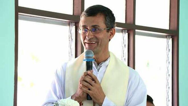 José María Rodríguez, misionero en Tailandia