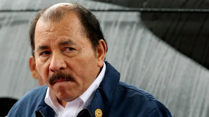 Daniel Ortega, presidente de la República de Nicaragua