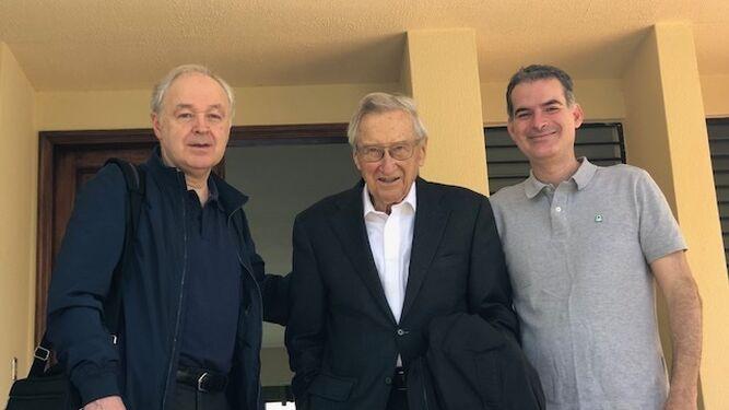 Schikendantz, Hünermann y Luciani
