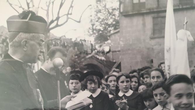 Tarancón en la España de posguerra