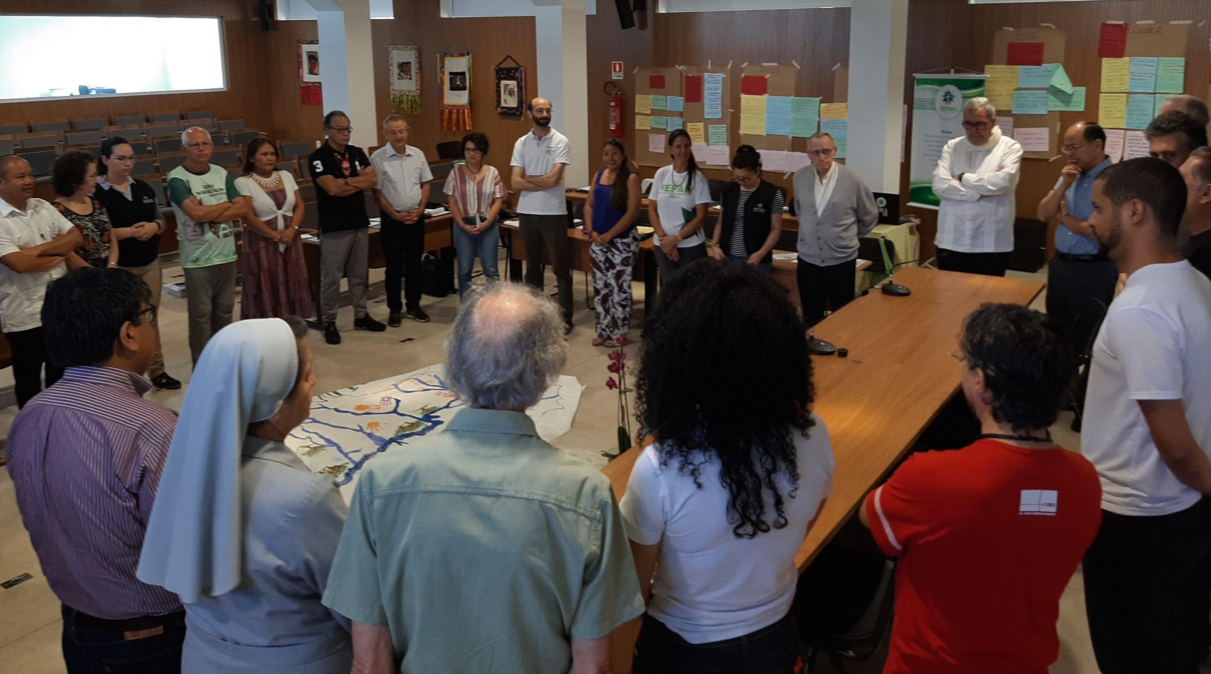 Encuentro de la REPAM en Brasilia