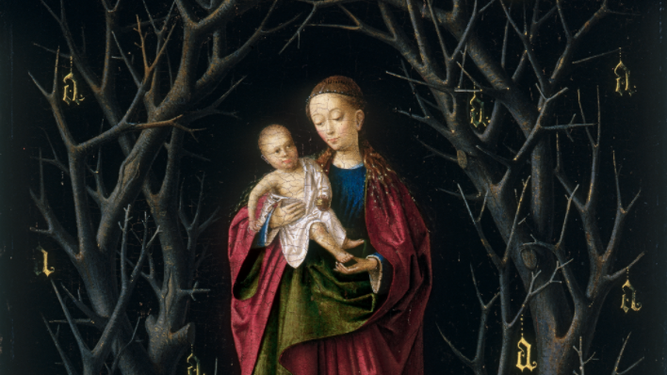 'Virgen del árbol seco', Museo Thyssen