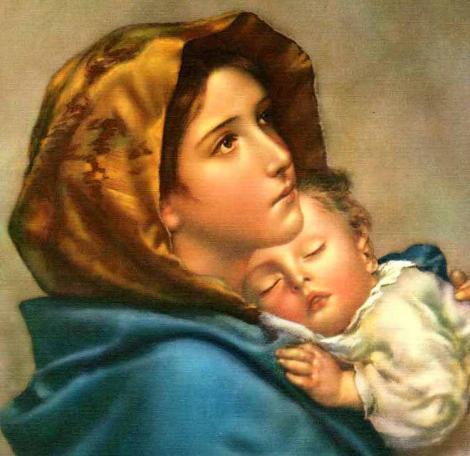 María, madre hermosa