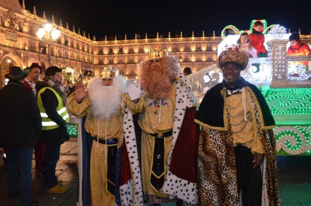 Los Reyes Magos de Salamanca