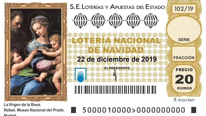 La lotería nacional