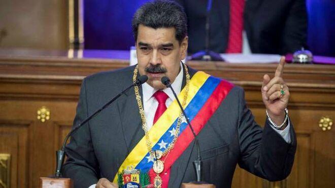 Nicolás Maduro presenta el balance 2019 ante la la Asamblea Nacional Constituyente