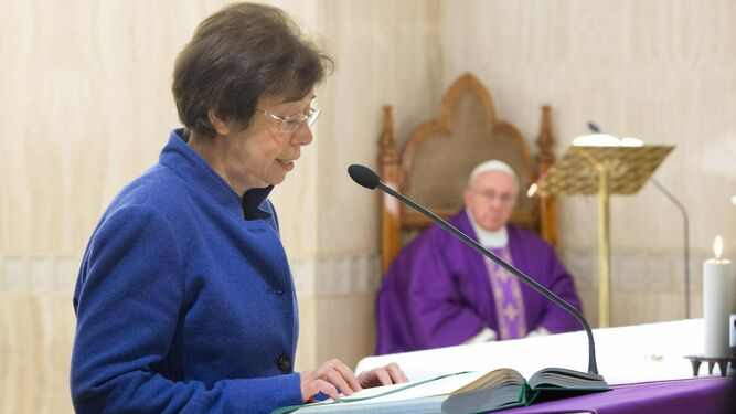 Francesca Di Giovanni: la primera mujer que tendrá autoridad sobre los obispos