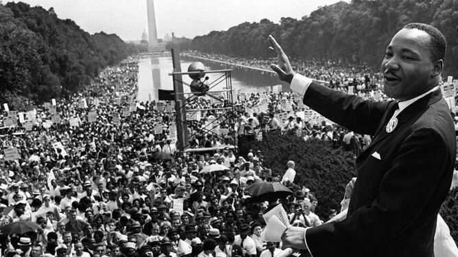 El sueño de Martin Luther King sigue vivo