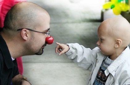 Ilusión contra un cáncer infantil