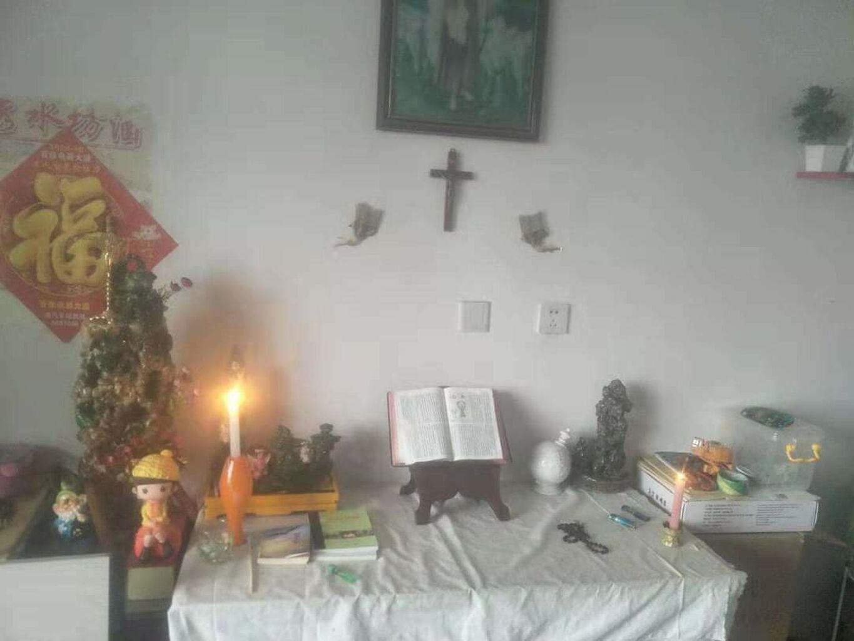 Celebraciones religiosas en casa