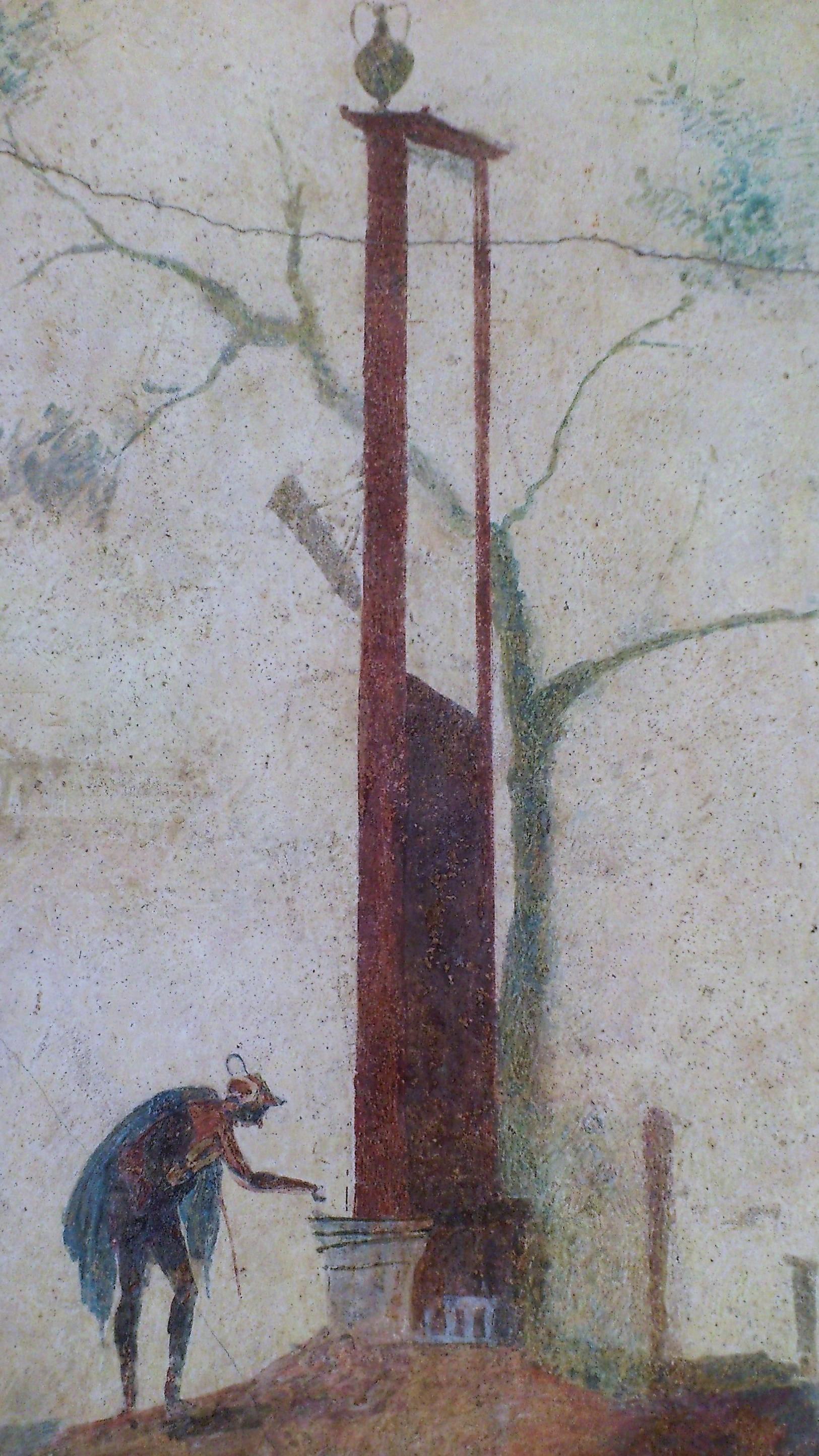 Columbario de la villa de Doria Pamphili