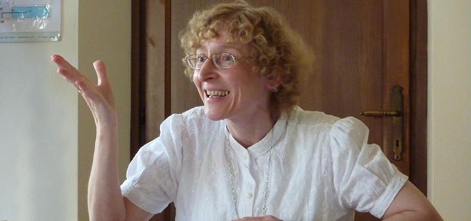 Teóloga Marianne Schlosser