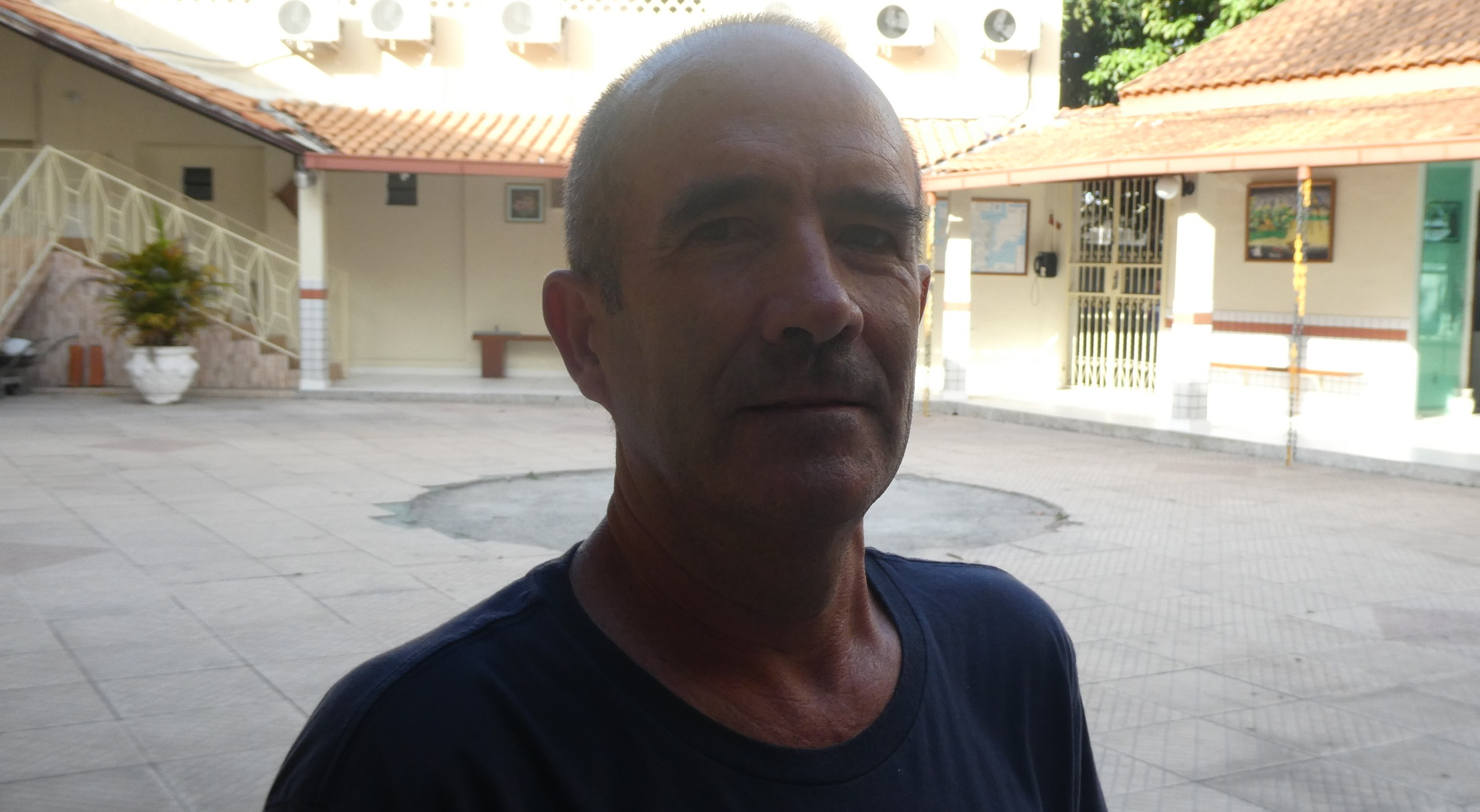 Padre Claudio Barriga