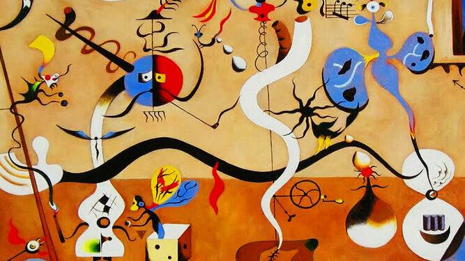 'El carnaval del arlequín', Joan Miró