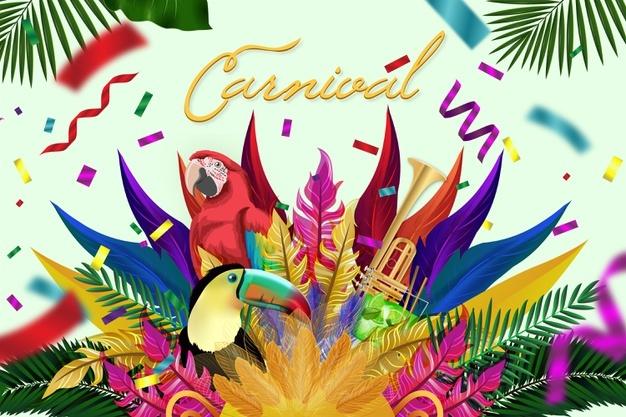 Colorido del carnaval