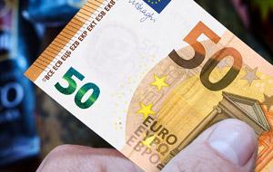 Cincuenta euros