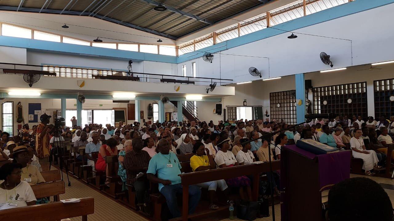 Sínodo de la Iglesia de Guyana Francesa