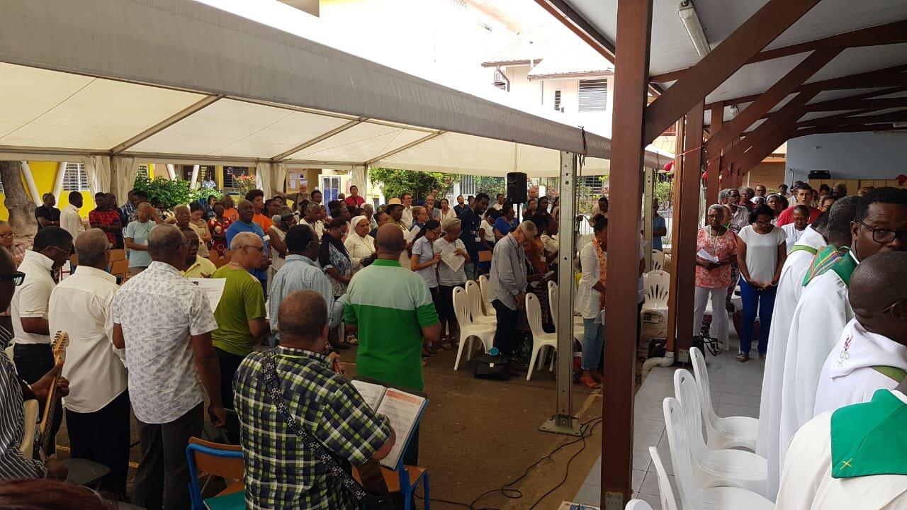 Sínodo en la Iglesia de la Guyana Francesa