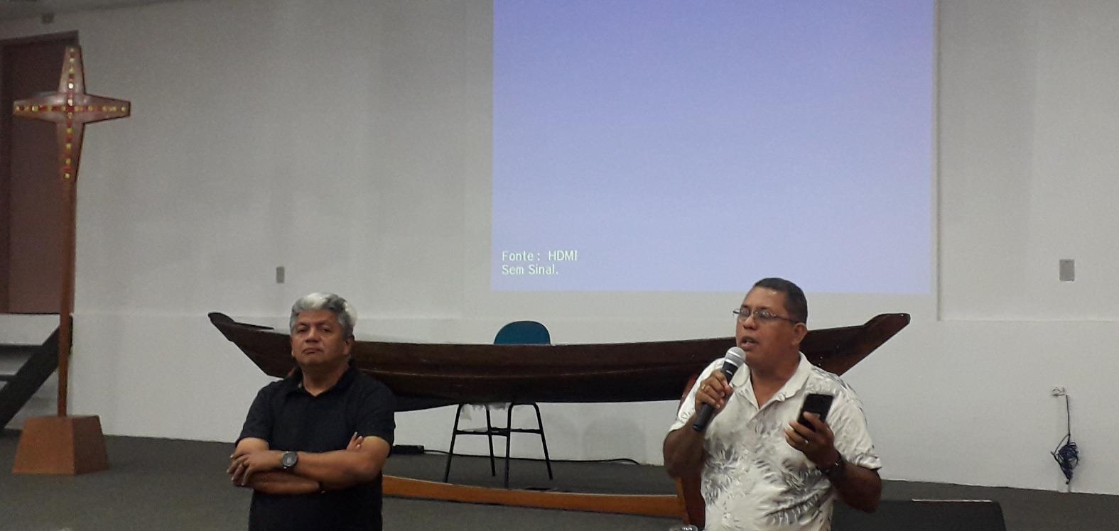 Encuentro del Clero en Manaos