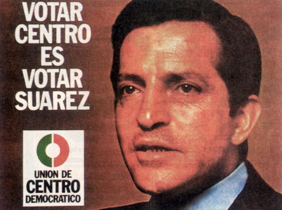 UCD y Suárez