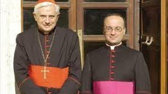 Ratzinger y Scicluna. Misión especial.