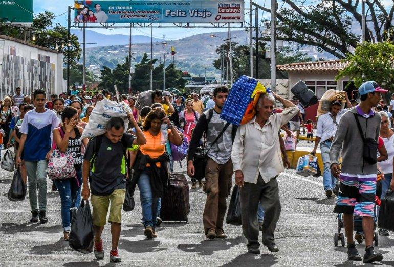 Migración-venezolana