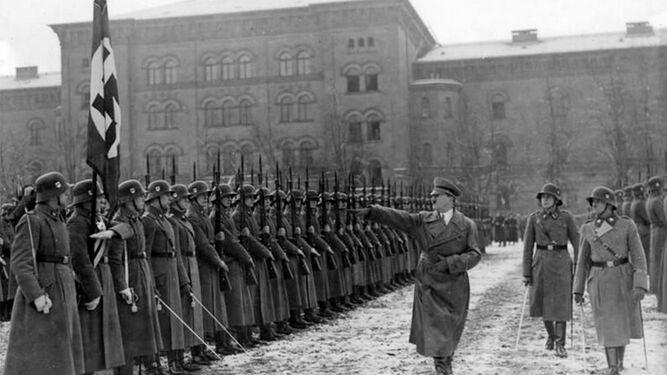 Nazismo. Archivo histórico