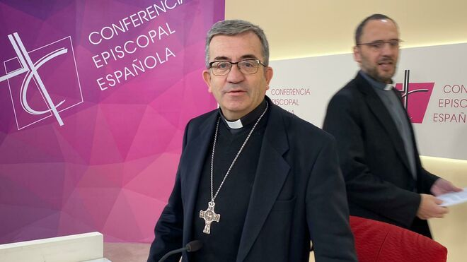 Luis Argüello, portavoz de la CEE