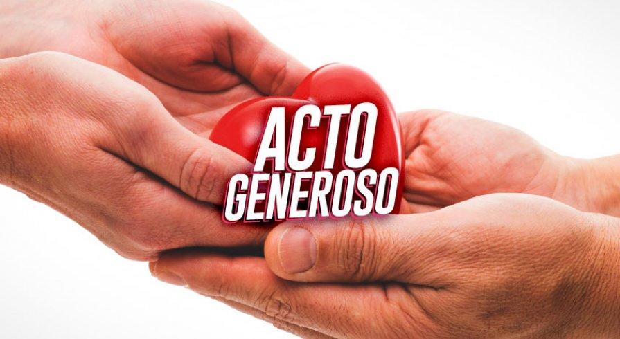 Suma generosidad