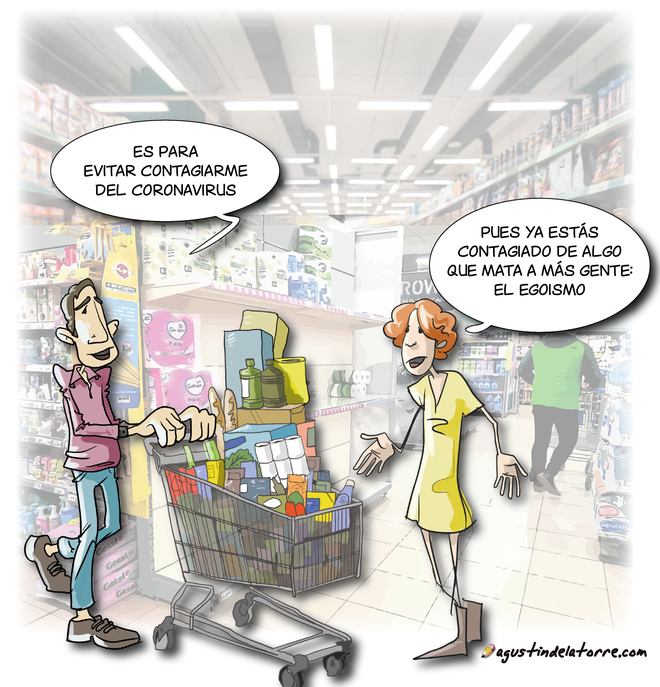 Consumo y coronavirus