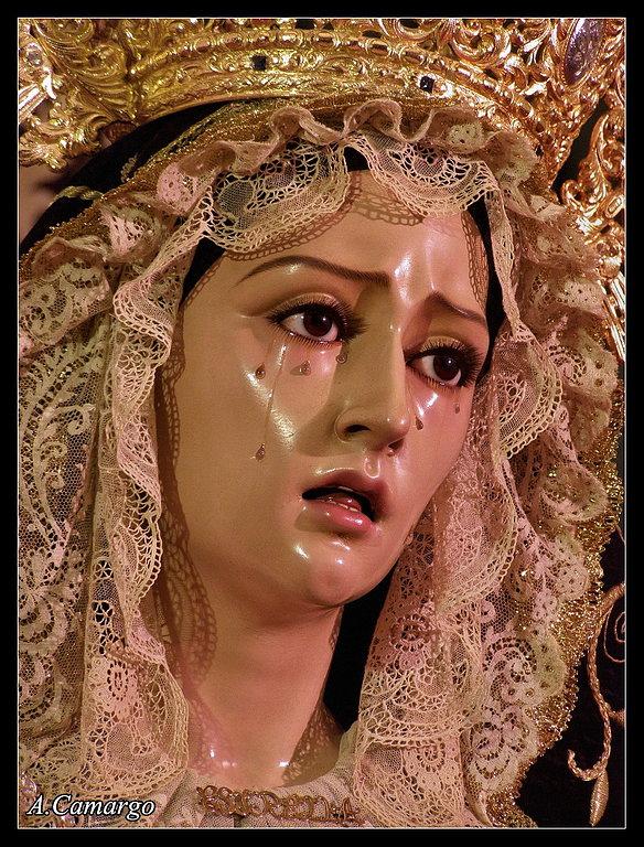 Virgen de la Soledad II