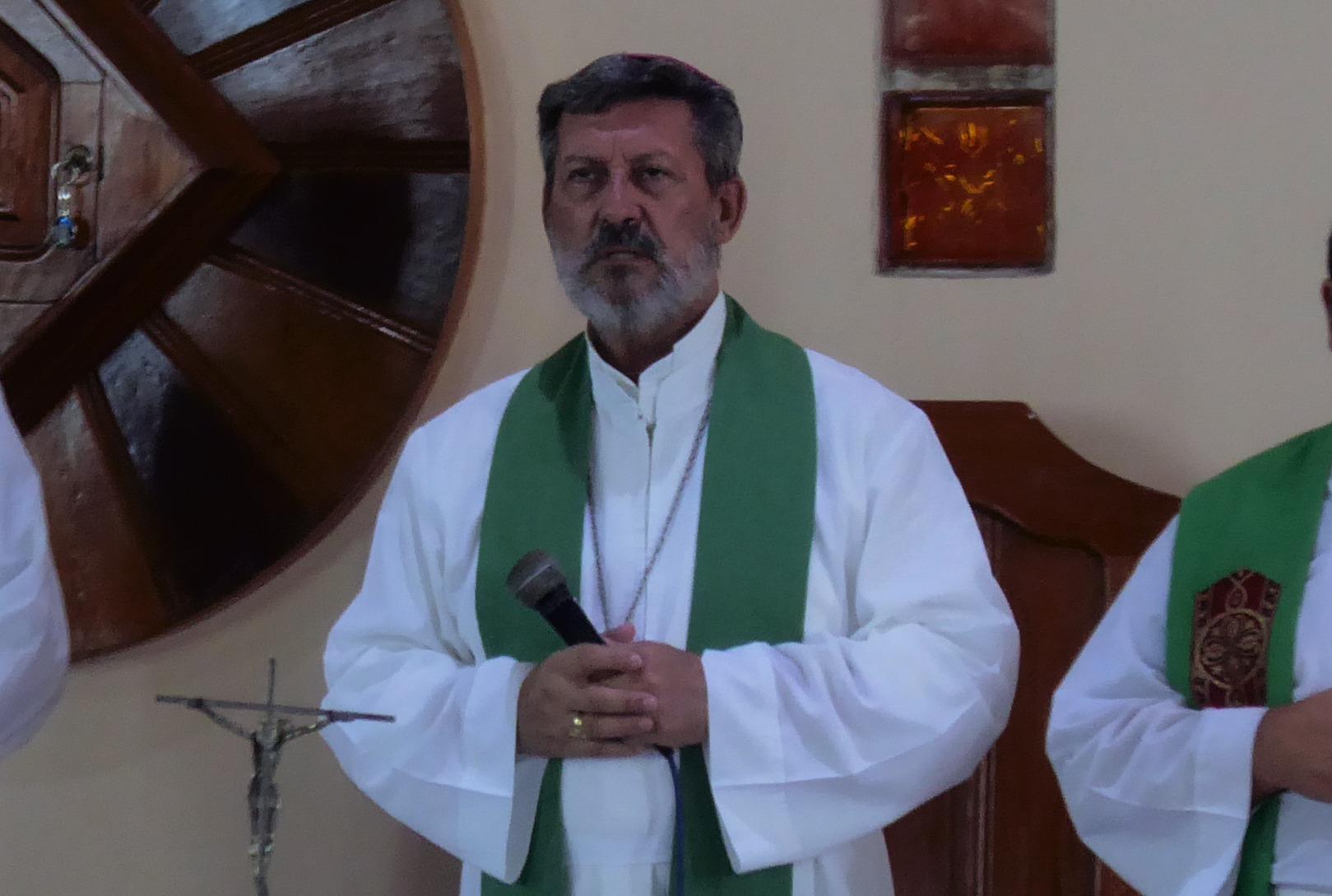 Monseñor José Javier Travieso