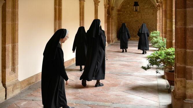 Monjas benedictinas de Oviedo