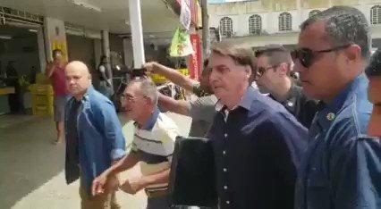 Bolsonaro en Ceilândia