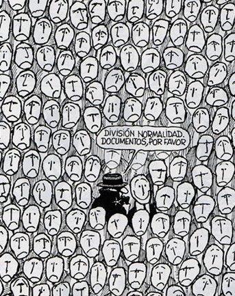 Normalidad gente