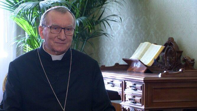 Mon. Pietro Parolin, secretario de Estado del Vaticano