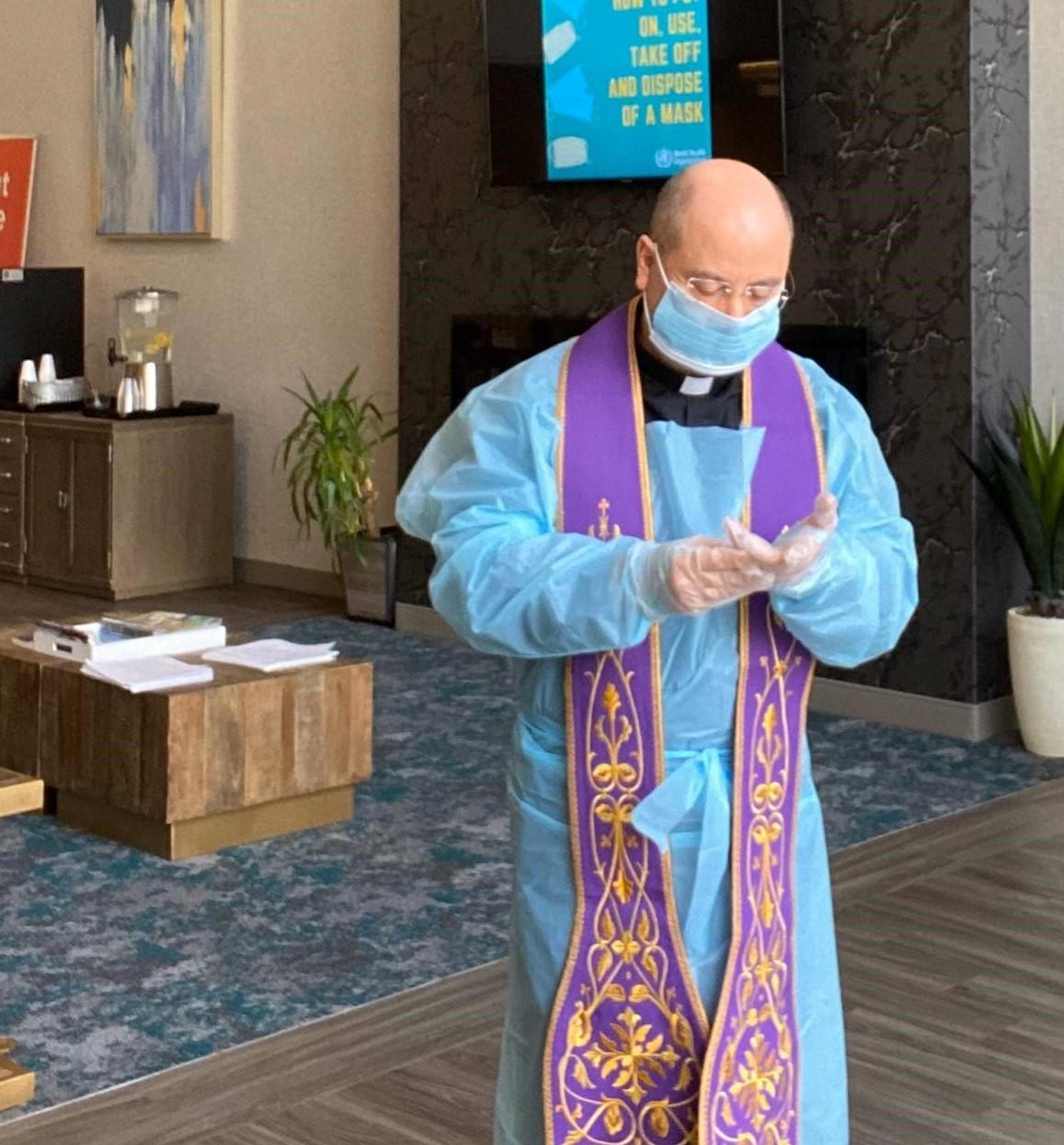Rev Hernandez. Capacitación.