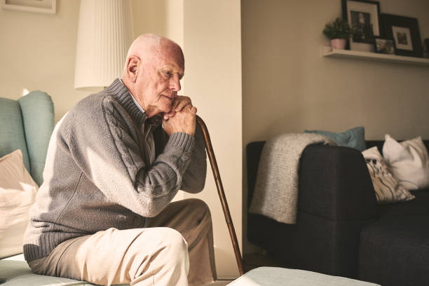 Ancianos en casa