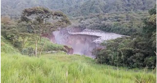 Desastre Ambiental en la Amazonía ecuatoriana
